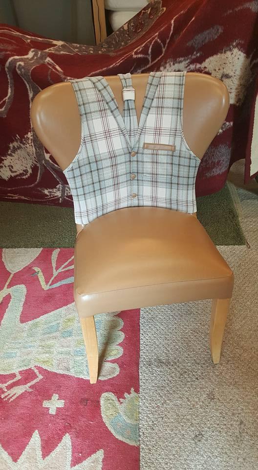 Bespoke chair designs