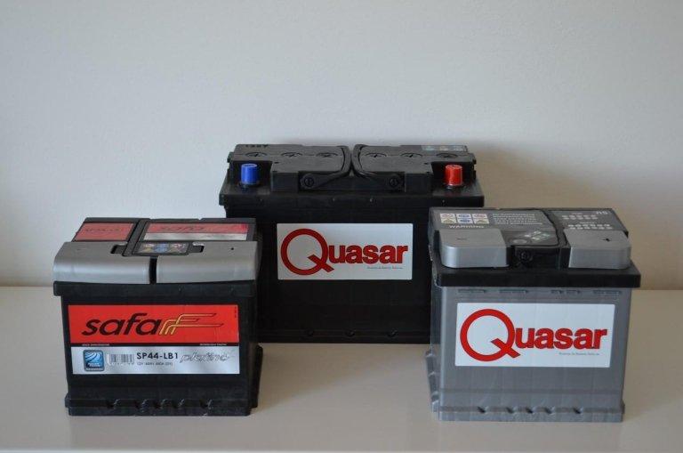 batterie per motori