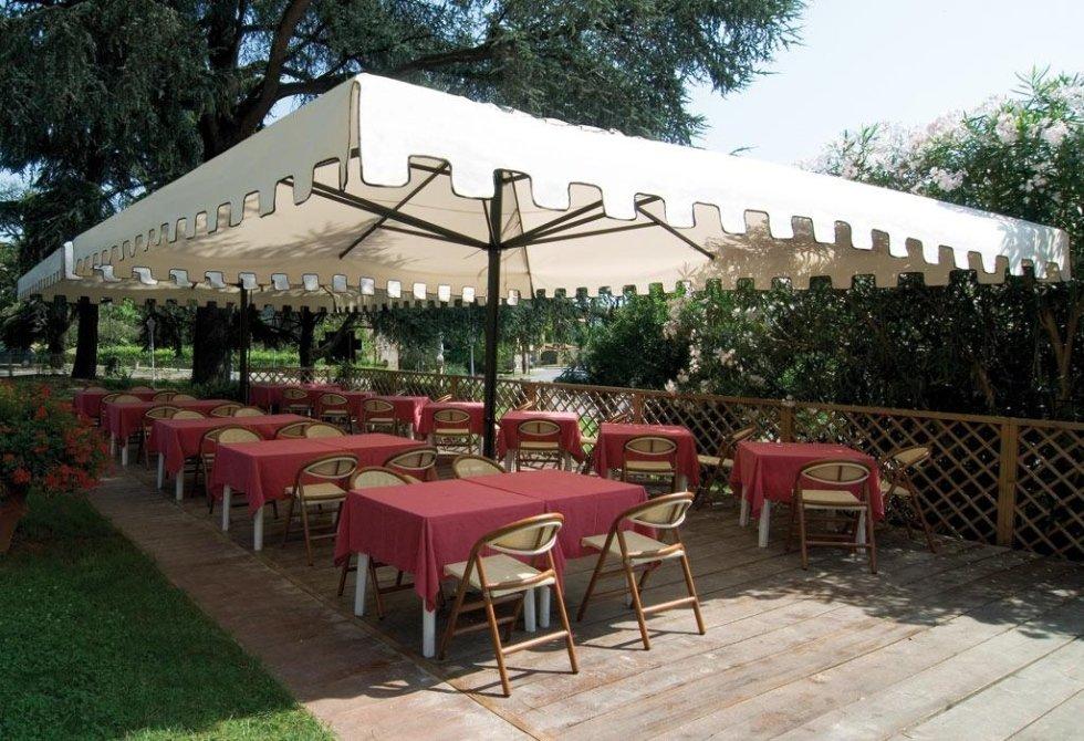 Ombrelloni da giardino - Modena - Euroflex