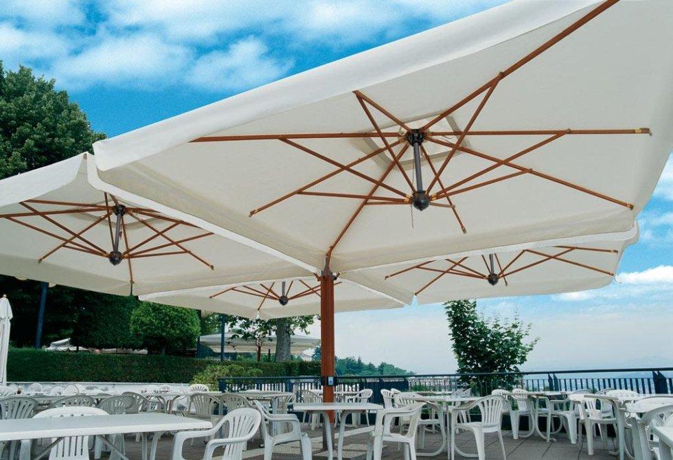 Ombrelloni da giardino modena euroflex - Ombrelloni da giardino usati ...