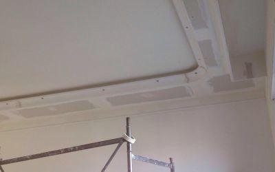 soffitto bianco