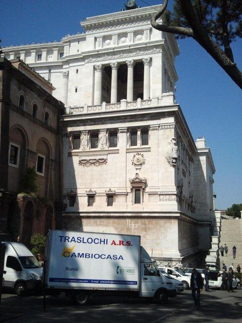 Traslochi Cambiocasa a Roma