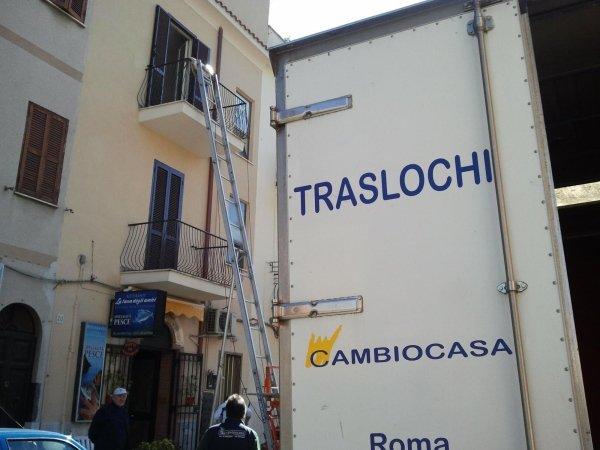 Traslochi di case e uffici a Roma