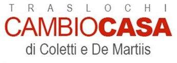 Traslochi Cambiocasa - Logo