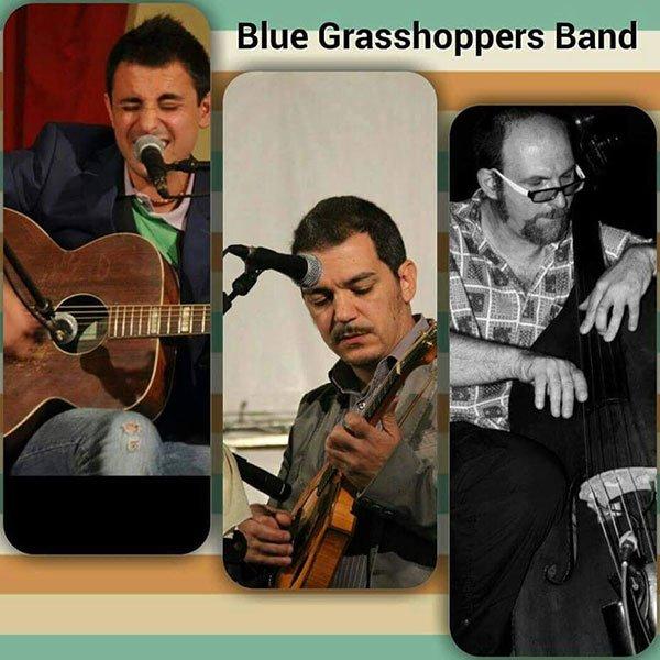 immagini della Blue Grasshoppers band