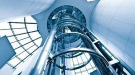ascensore cilindrico