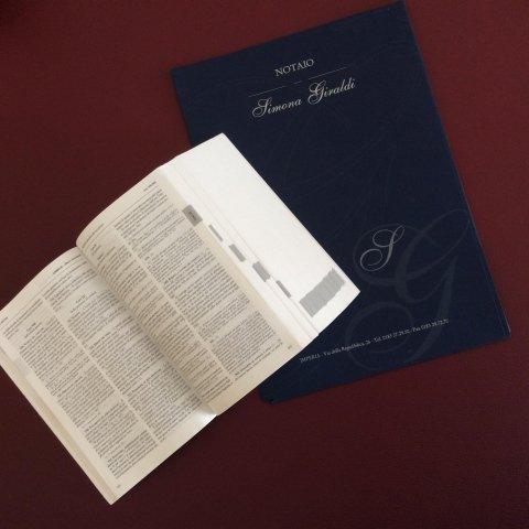 Notaio Ghiraldi - Successioni - Testamenti - Donazioni