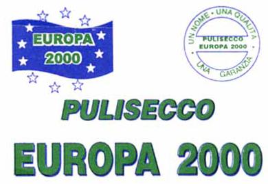PULISECCO EUROPA 2000 - LOGO