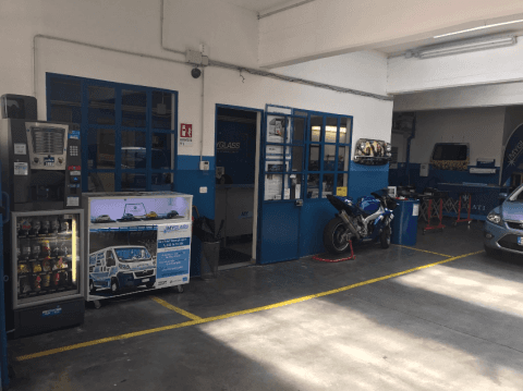 Officina Myglass Pinerolo