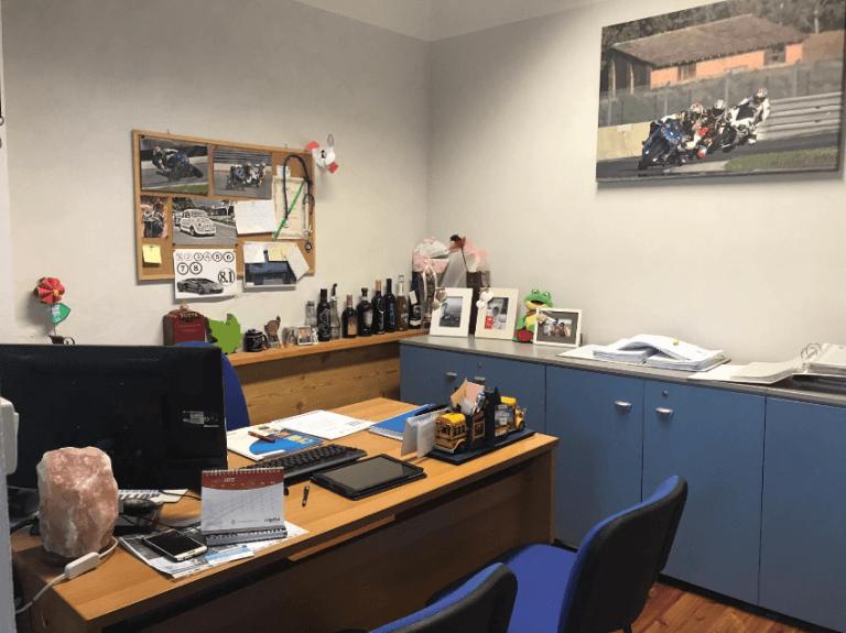 Ufficio Myglass Pinerolo