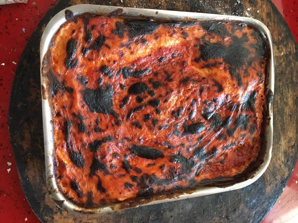 teglia di pasta al forno