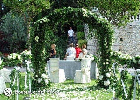 addobbi floreali per cerimonie