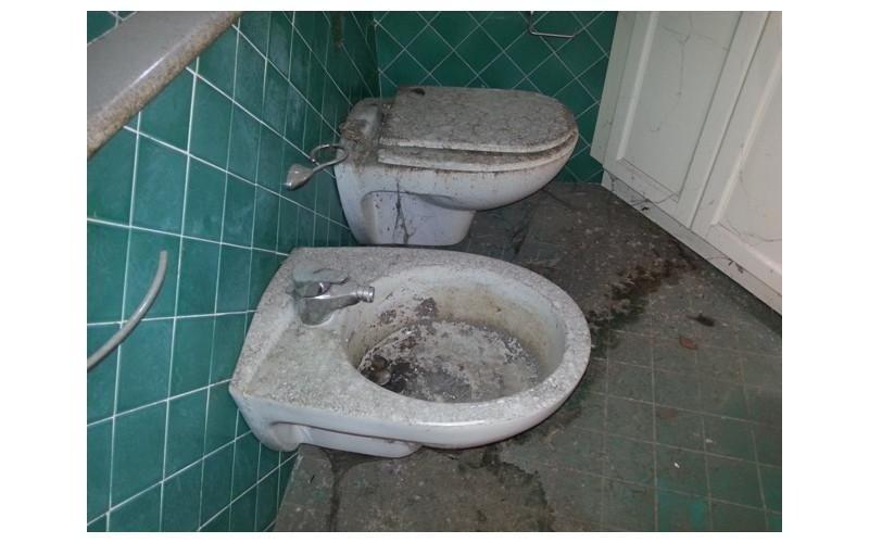 sanificare il bagno brescia