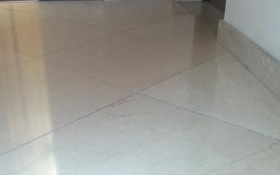 Processo di vetrificazione marmo
