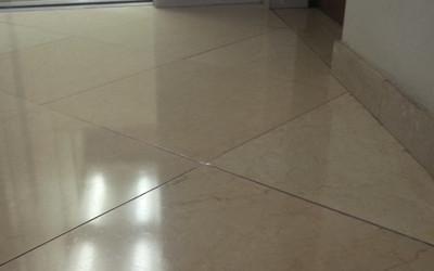 Manutenzione pavimenti in marmo