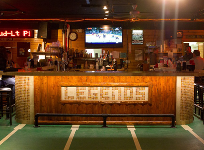 Fenton's Favorite Sports Bar