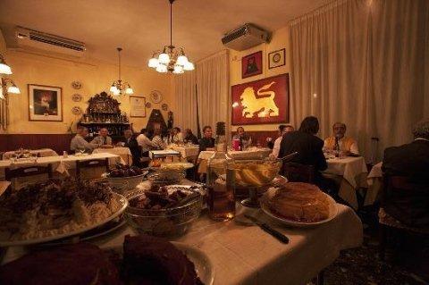 ristorante leon d'oro