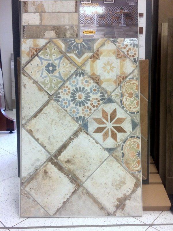 piastrelle decorate per pavimenti