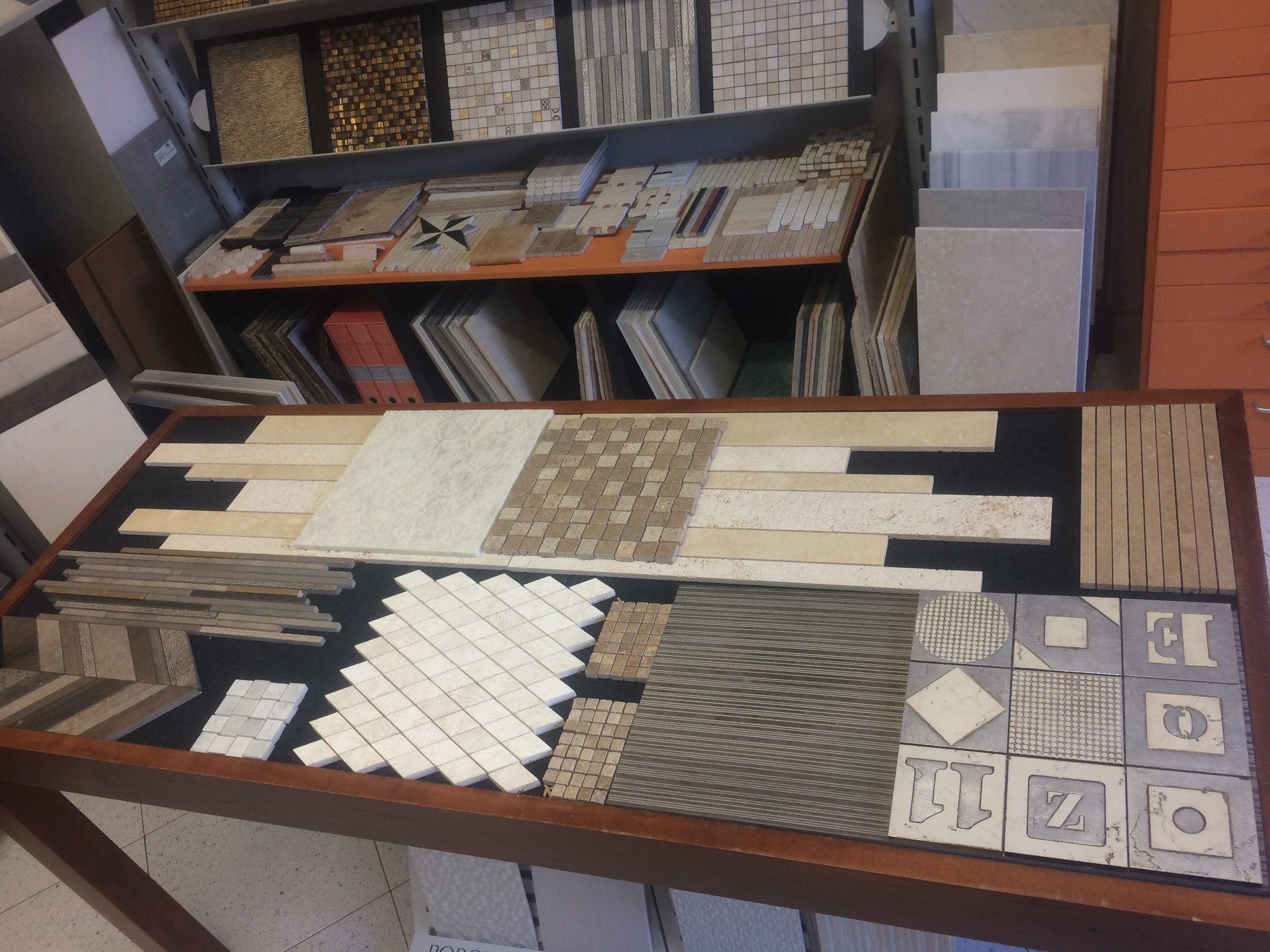 mosaici per pavimenti