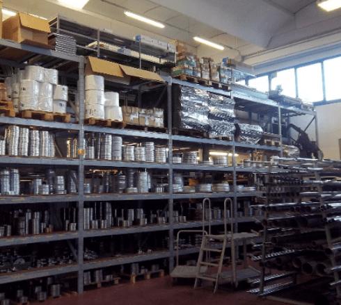 Tubi e semilavorati metallici