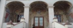 affreschi restaurati