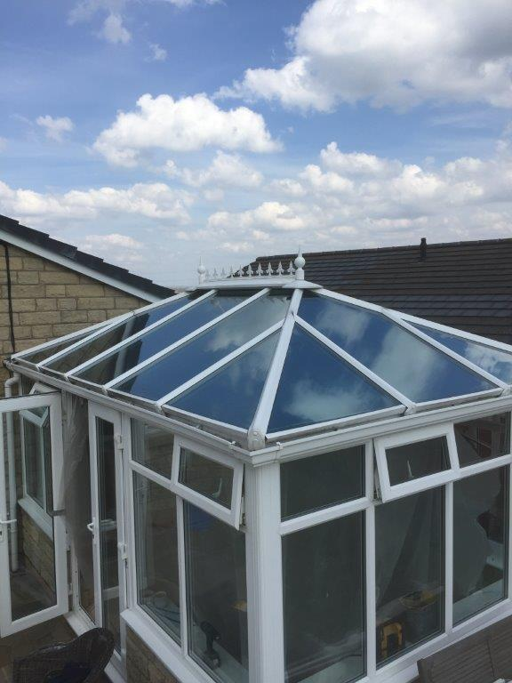 Insulated Conservatory Roof Leeds Uk Comfy Conservatories