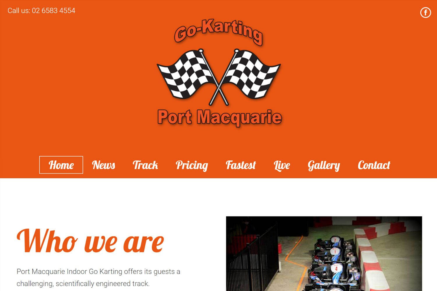 Edgezone Media's Client - Go-Karting Indoor - www.GoKartingPM.com