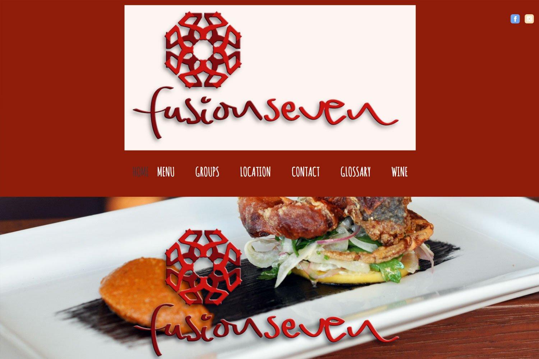 Edgezone Media's Client - Fusion Seven Restaurant - www.Fusion7.com.au