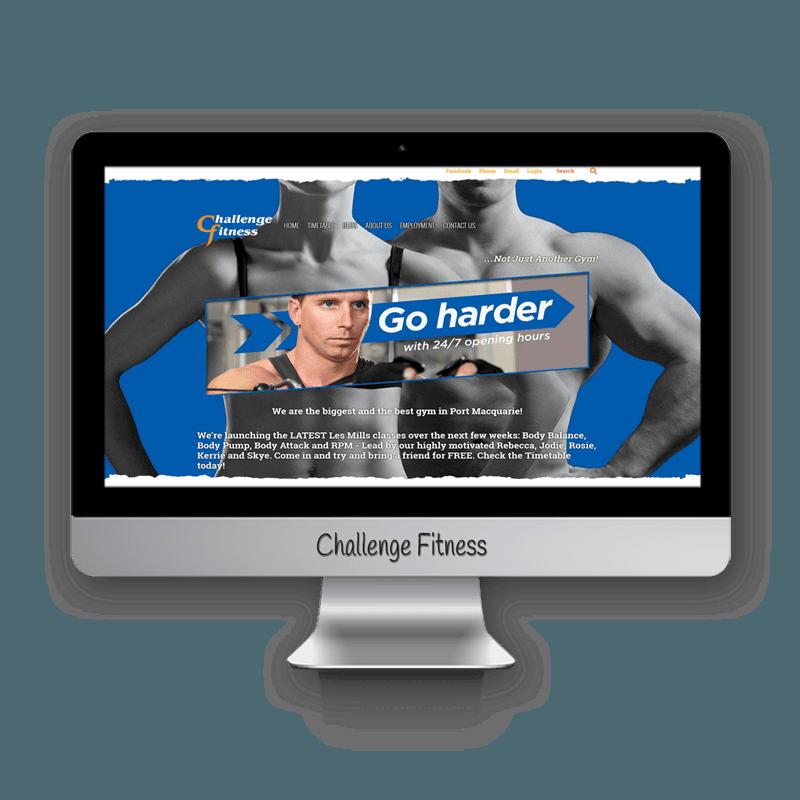 Challenge Fitness Gym