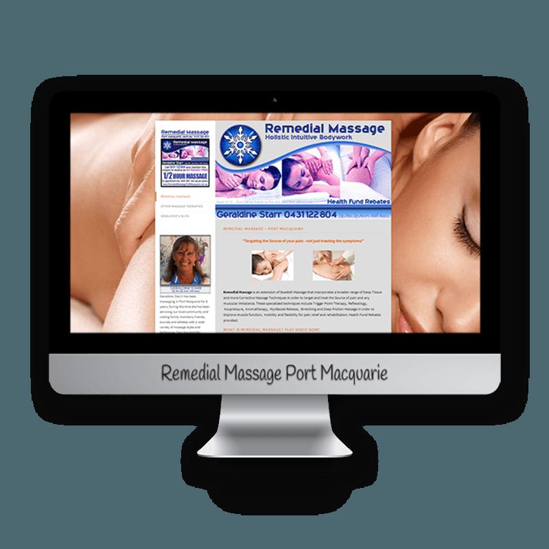 Remedial Massage Port Macquarie