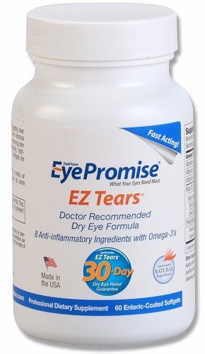 photo of EZ Tears Eye Vitamins