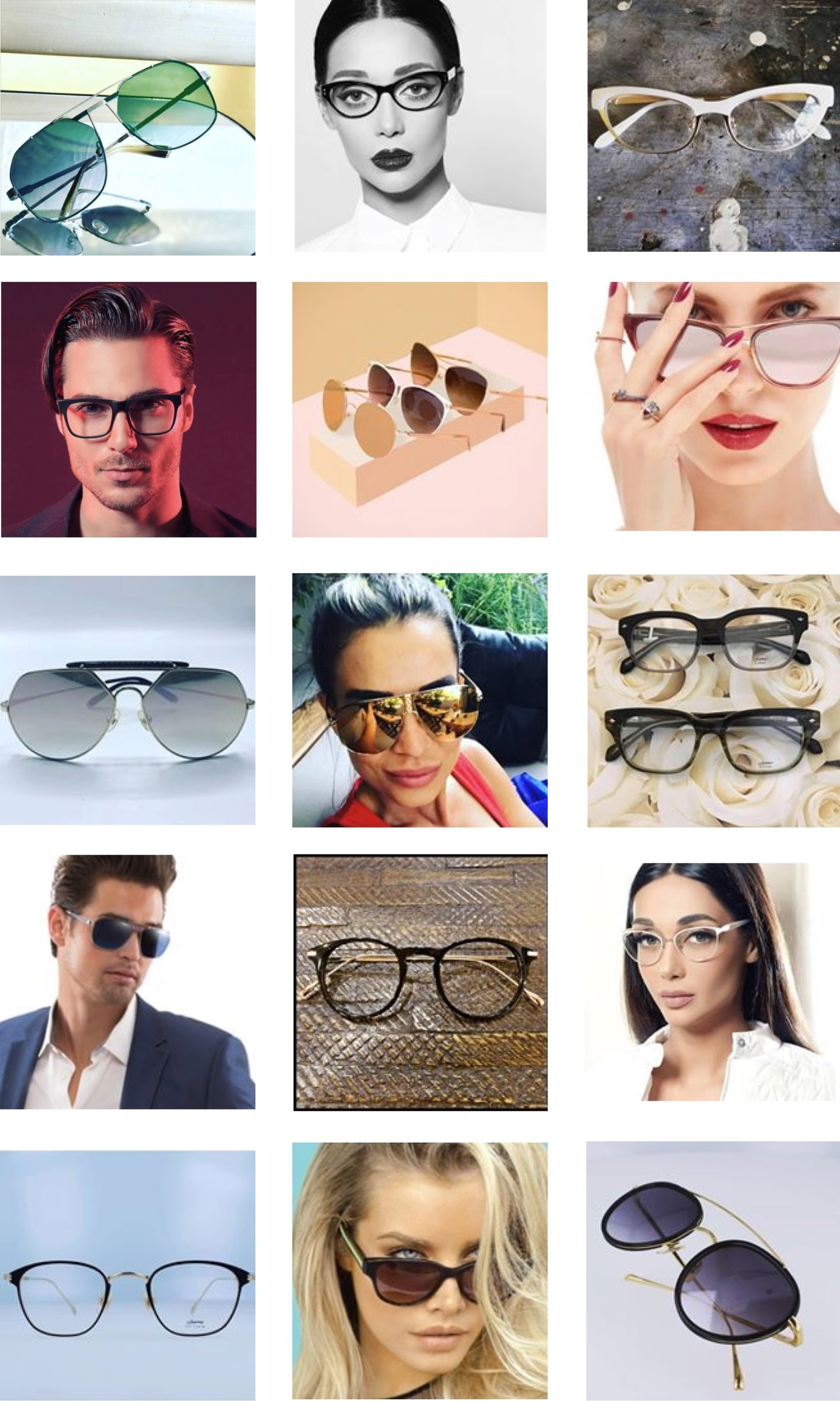 Seraphin Eyewear glasses and frames in Oklahoma City at Precision Vision Edmond