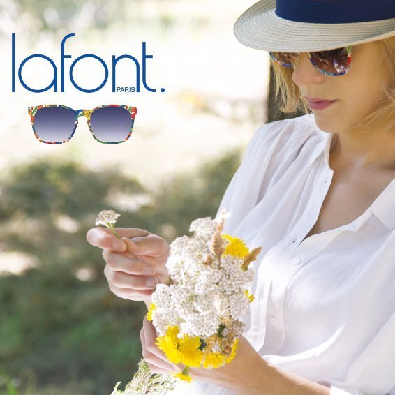 Precision Vision Edmond is proud to carry eyewear from lafont paris