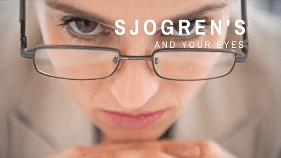 Is This Just Dry Eye Or Could I Have Sjogren's Syndrome?