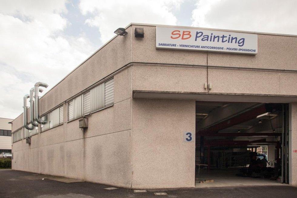 SB Painting - L'azienda