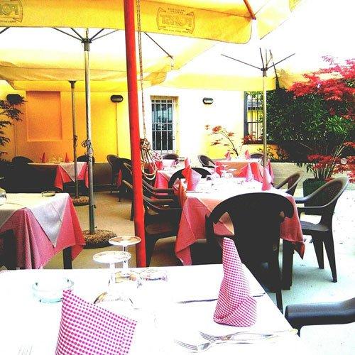 patio interno dil ristorante