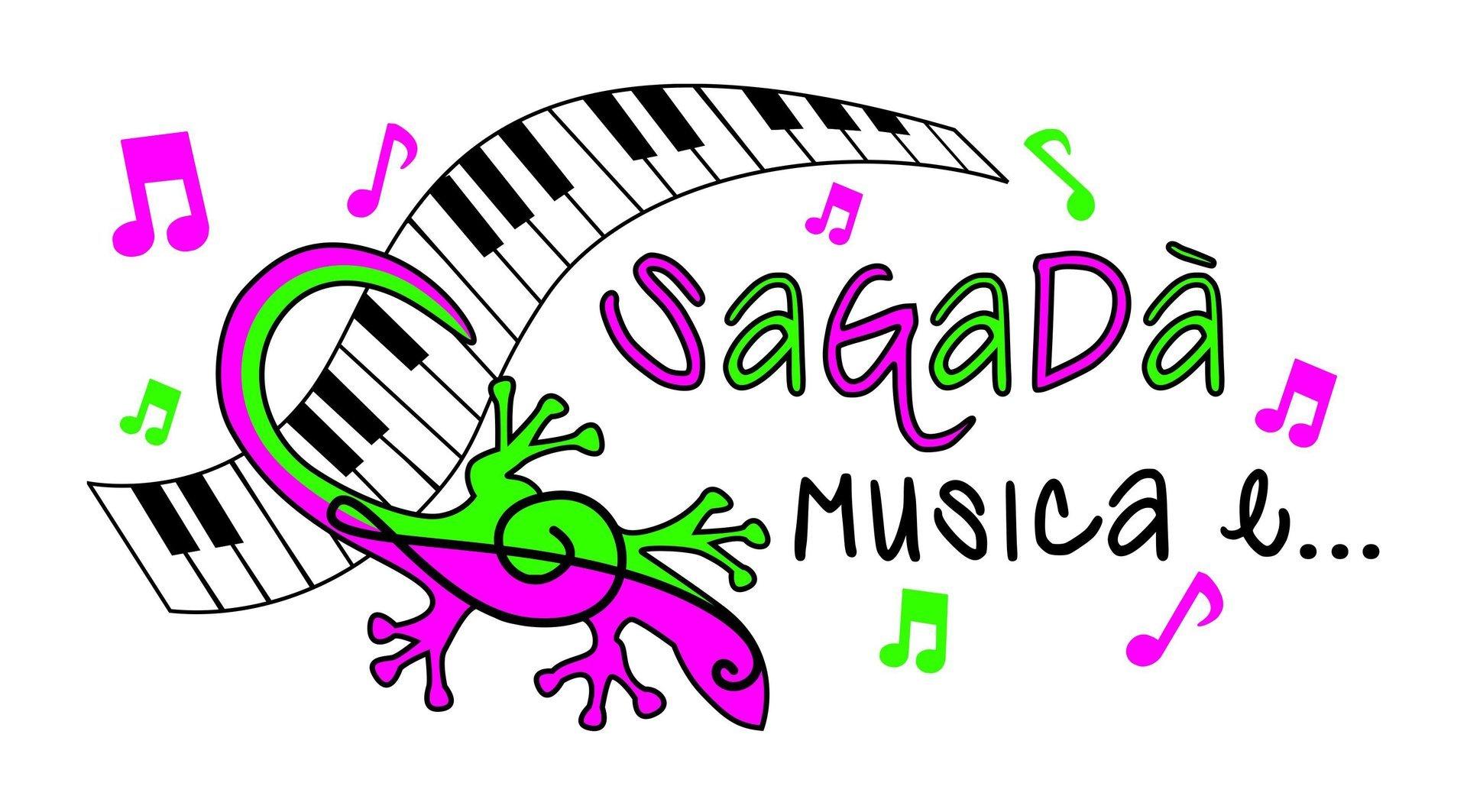SAGADÀ MUSICA E ... - LOGO