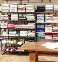 vendita tessuti per la casa