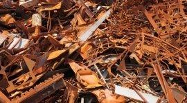 smaltimento rottami ferrosi