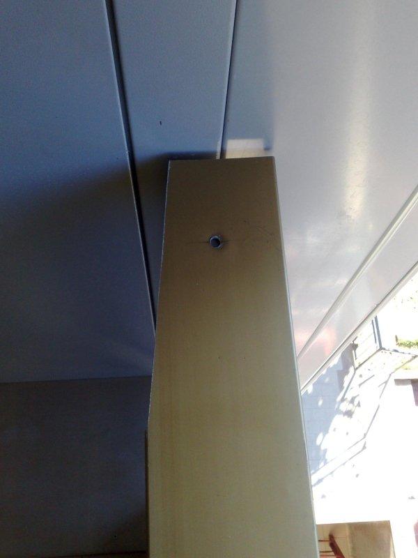 Dettaglio elevatore esterno