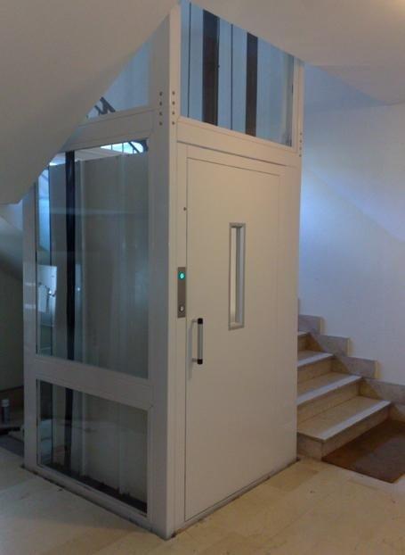 cabina esterna