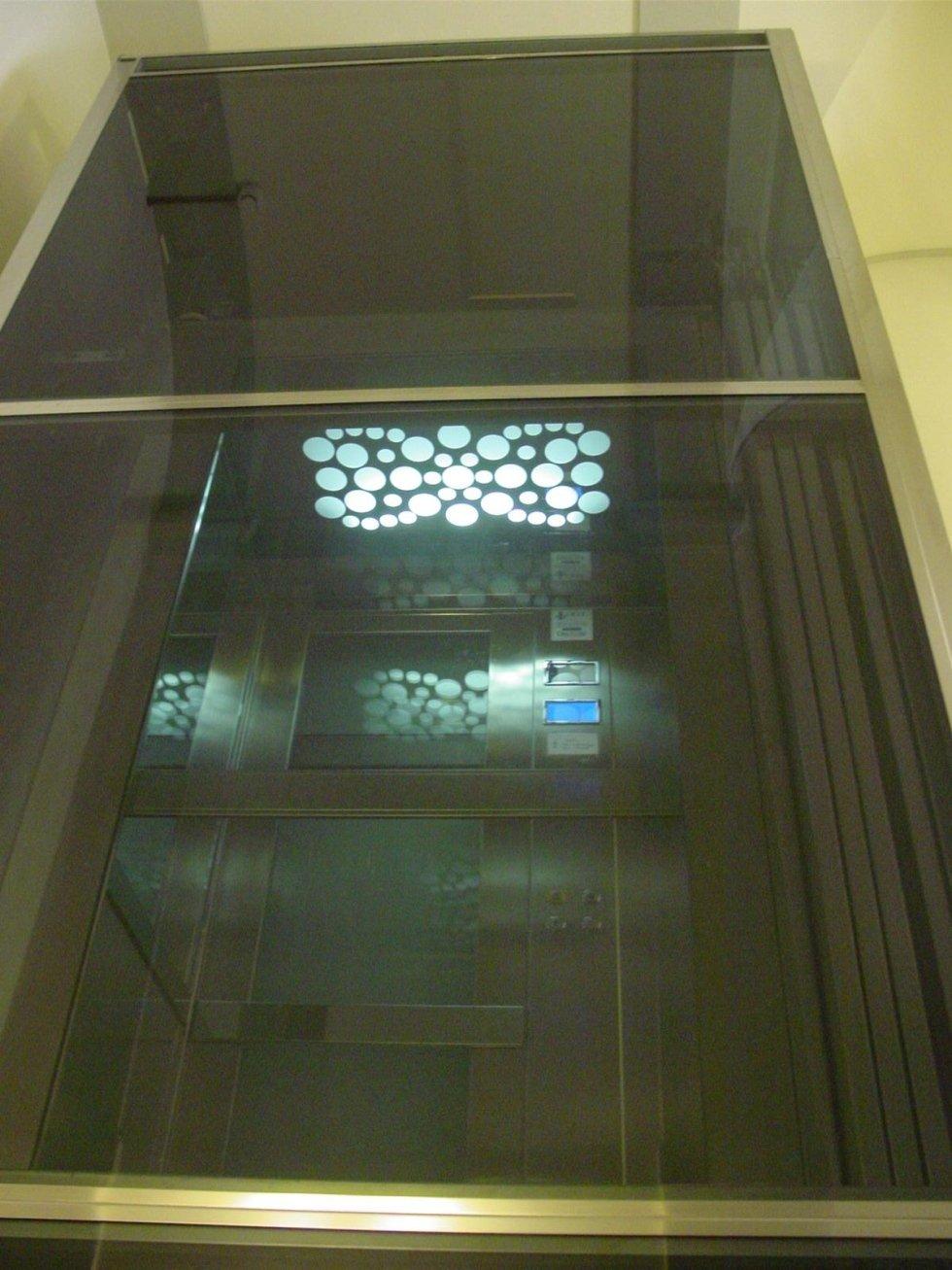 Soffitto cabina ascensore