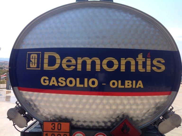 Demontis للديزل