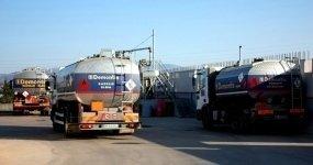 تسليم زيت الوقود إلى مقر الشركة، تسليم زيوت الوقود إلى المقر، نقل الوقود