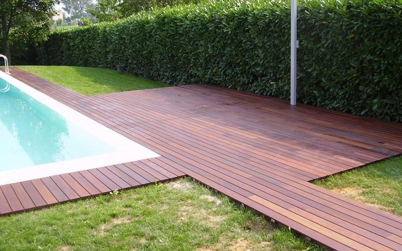 Pavimenti in legno per esterno cuneo pa r pavimenti - Pavimento flottante esterno ...