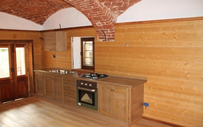 Arredamenti artigianali in legno