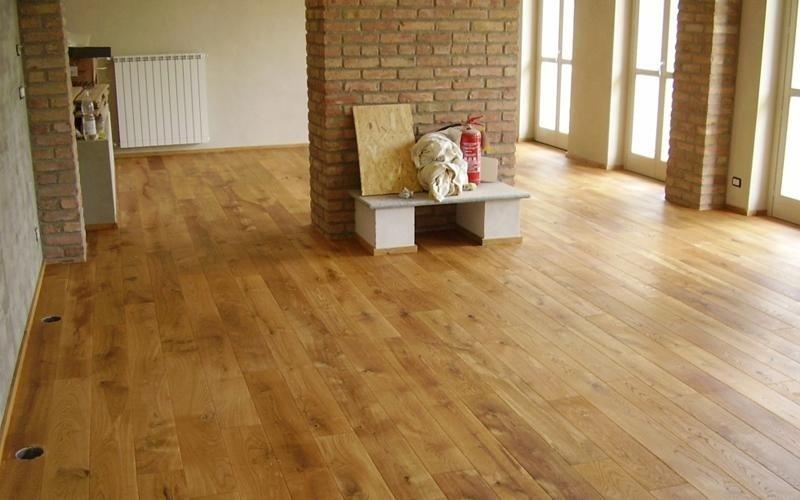 Vendita e posa pavimenti in legno Cuneo