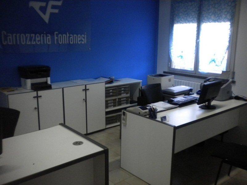 Ufficio della Carrozzeria Fontanesi