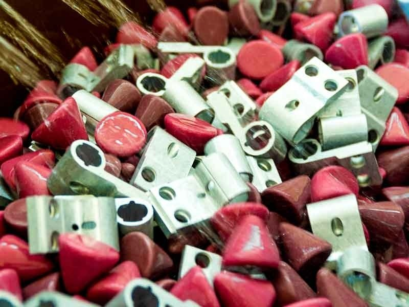 materiale abrasivo