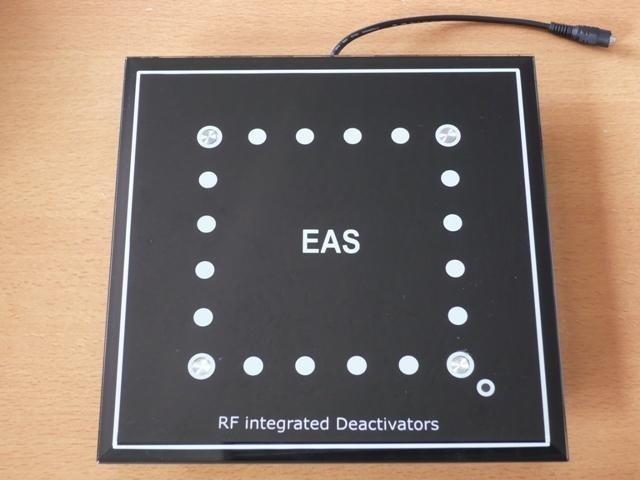 Acessorio in argento per la sicurezza EAS